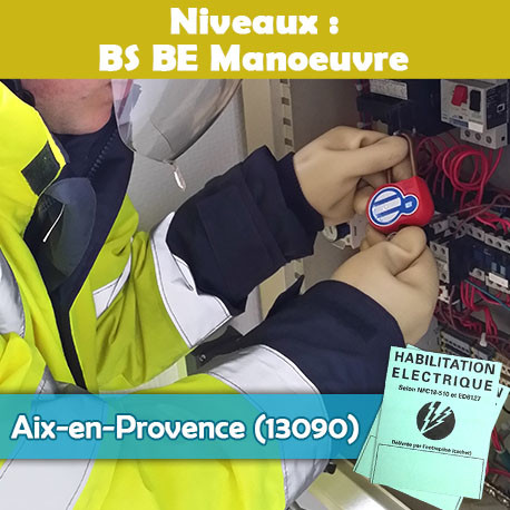 Formation BS BE Manoeuvre