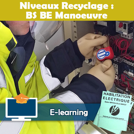 Formation BS BE Manoeuvre recyclage - e-learning