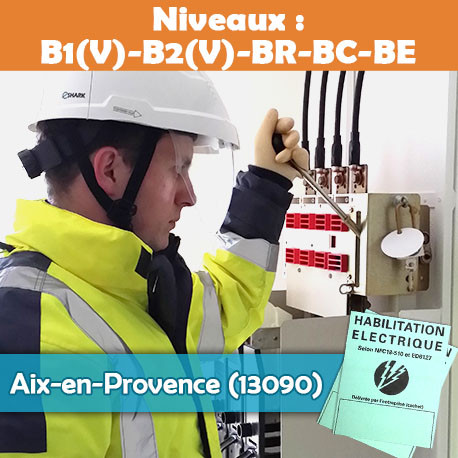 Formation B1V B2V BR BC BE - AIX-Pce