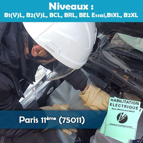 Formation NCF 18-550 - PARIS